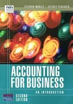 Accounting for Business : 2nd Edition - Stephen Marley