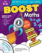 Boost Maths : Ages 4-6 Book 1 of 3 Level 1 - Merril Darling