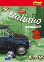 Formula Italiano 2 : Teacher Resource Book  - Amelia Short