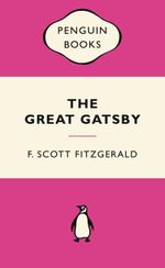 The Great Gatsby : Pink Popular Penguin - F. Scott Fitzgerald
