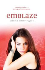 Emblaze : Violet Eden Chapters : Book 3 - Jessica Shirvington