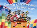 Captain Kangaroo and the Great Balloon Race - Mandy Foot