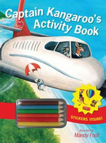 Captain Kangaroo Activity Book - Mandy Foot