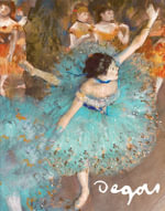 Degas Dancers Keepsake Box - Bridgeman Art Library