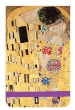 KLIMT the Kiss Mini Journal : Mini Journal - Gustav Klimt