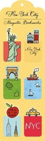 New York City Magnetic Bookmark - Mariko Jesse