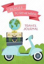 Travel Pocket Journal - Alyssa Nassner
