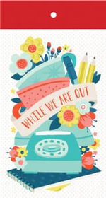 While We are Out List Pad : List Pad - Alyssa Nassner