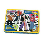 The Beatles Yellow Submarine Magnetic Character Set - Subafilms Ltd