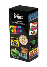The Beatles Wooden Magnetic Set - The Beatles