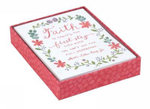 Faith, Love and Hope Luxe Notecards - Heather Strianese