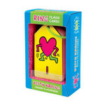 Keith Haring Colors & Numbers Ring Flash Cards - Keith Haring