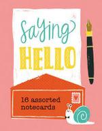 Hooray Today Greeting Assortment Boxed Notecards - Alyssa Nassner