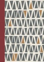 Mid-Century Mod Clothbound Journal - Galison