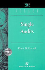 2002/3 Miller Single Audits : Including Cardiology, Pulmonary Medicine, and Crit... - HARRELL