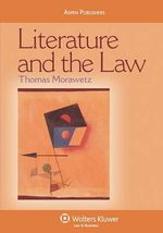 Literature and the Law : Patents on the Internet - Thomas Morawetz