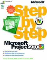 Microsoft Project 2000 Step by Step - Tim Johns