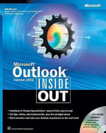 Microsoft Outlook Version 2002 Inside Out : Inside Out (Microsoft) - Microsoft Corporation