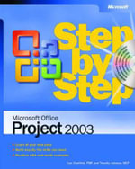 Microsoft Office Project 2003 Step by Step : STEP BY STEP - Carl S. Chatfield