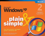Microsoft Windows XP Plain and Simple - Jerry Joyce