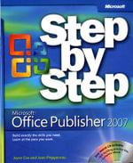 Microsoft Office Publisher 2007 Step by Step : STEP BY STEP - Joan Preppernau