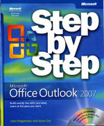 Microsoft Office Outlook 2007 Step-by-Step : STEP BY STEP - Joyce Cox