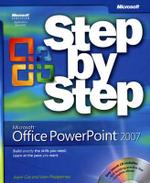 Microsoft Office PowerPoint 2007 Step by Step - Joyce Cox