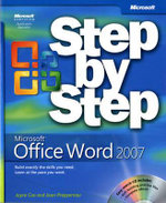 Microsoft Office Word 2007 Step by Step - Joyce Cox