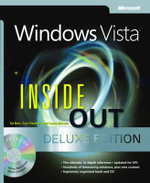 Windows Vista Inside Out : INSIDE OUT - Ed Bott
