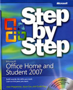 Microsoft Office Home and Student 2007 Step by Step : STEP BY STEP - Online Training Solutions, Inc.