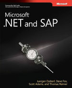 Microsoft.NET and SAP : PRO-Developer - Juergen Daiberl