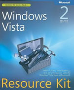 Windows Vista Resource Kit - Mitch Tulloch