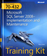 Microsoft SQLl Server 2008 :  Implementation and Maintenance - Mike Hotek