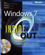 Windows 7 Inside Out - Ed Bott