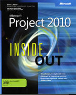Microsoft Project 2010 Inside Out : INSIDE OUT - Teresa S. Stover