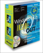 Windows 7 Inside Out Kit : Troubleshooting Windows 7 Inside Out & Windows 7 Inside Out - Ed Bott