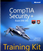 CompTIA Security+ Training Kit (Exam SY0-301) : MICROSOFT PRESS - David Seidl
