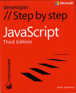 JavaScript Step by Step - Steve Suehring