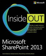 Microsoft SharePoint 2013 Inside Out - Darvish Shadravan