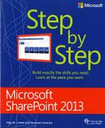 Microsoft SharePoint 2013 Step by Step : Step by Step - Olga M. Londer