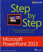 Microsoft PowerPoint 2013 Step by Step - Joan Lambert