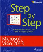 Microsoft Visio 2013 Step by Step - Scott Helmers