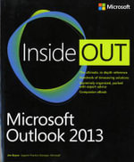 Microsoft Outlook 2013 Inside Out : Inside Out - Jim Boyce