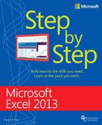 Microsoft Excel 2013 Step by Step - Curtis D. Frye