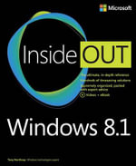 Windows 8.1 Inside Out - Tony Northrup
