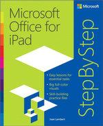 Microsoft Office for iPad Step by Step - Joan Lambert