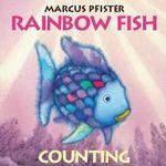 Rainbow Fish Mini Board Books : Rainbow Fish Counting - Marcus Pfister