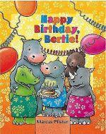 Happy Birthday Bertie - Marcus Pfister