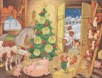Advent Calendar : Farmyard Christmas