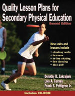 Quality Lesson Plans for Secondary Physical Education : Conversations in the Gym - Dorothy Zakrajsek